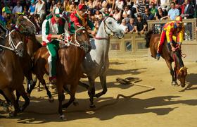 Палио Сиены и 14 других самых захватывающих исторических соревнований Италии