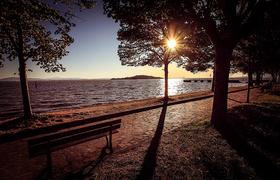 Озеро Тразимено - сердце Италии