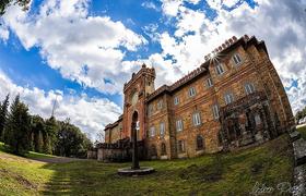 """Замок Саммеццано: мавританский оазис в """"сердце"""" ренессансной Тосканы"""