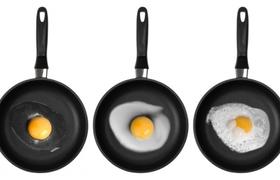 Первые сковороды с антипригарным дном изобрели в Древнем Риме