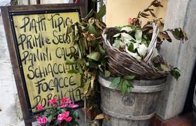 Antica Osteria в Монтекарелли: все о самом лучшем недорогом ресторане Италии по