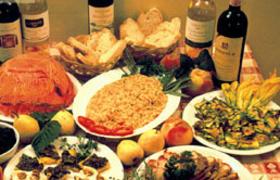 Кухня Тосканы
