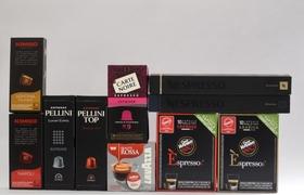 Пробуем итальянские бренды кофе в капсулах