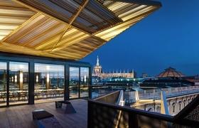 Прогулка по крышам Милана: 10 ресторанов с незабываемой панорамой