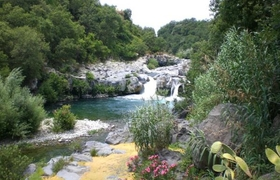 Речной парк Алькантара