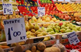 Дары уходящего лета: что купить на итальянском рынке в середине августа?