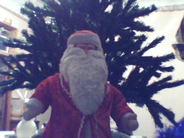Мой Дед Мороз :)