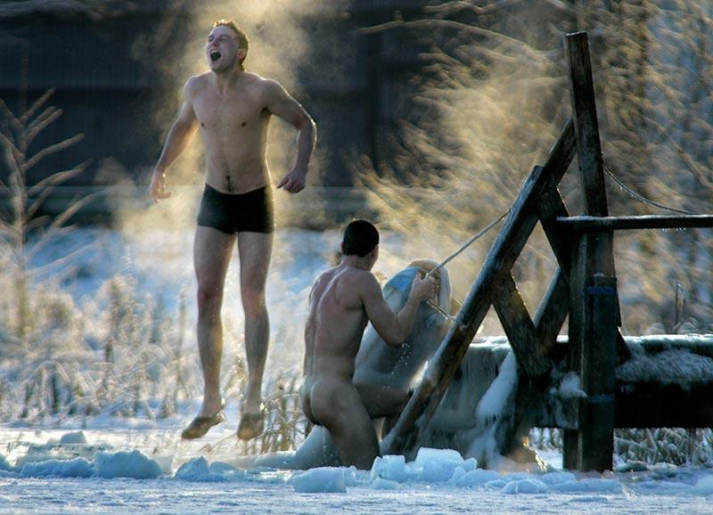 Русские мужики