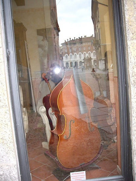 Cremona-город Страдивари