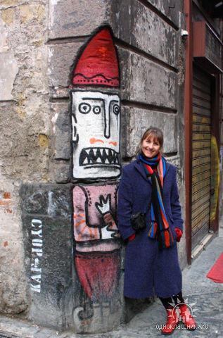 неаполь,16 декабря 2007,город контрастов, но мне нравится