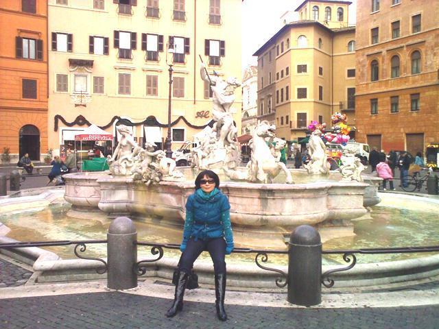 Таня и Рим
