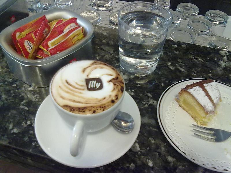 Спешиал фор Laziale ... или утренние удовольствия в баре.))