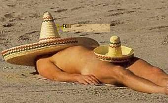 Только в Мексике такое возможно...