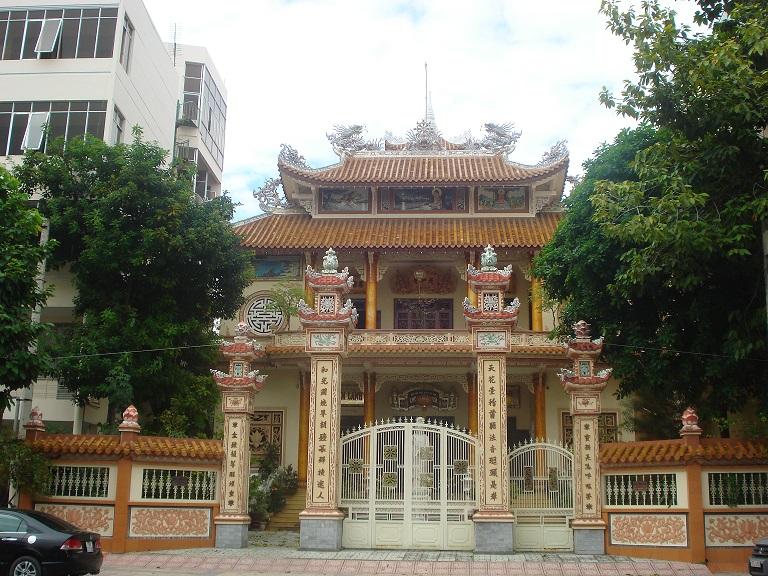 Буддийский храм, Вьетнам