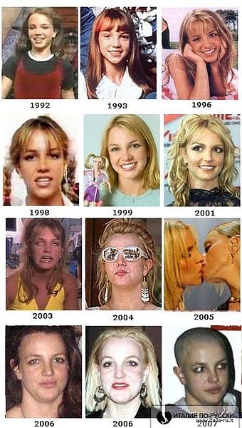 Britney. Это просто жесть!