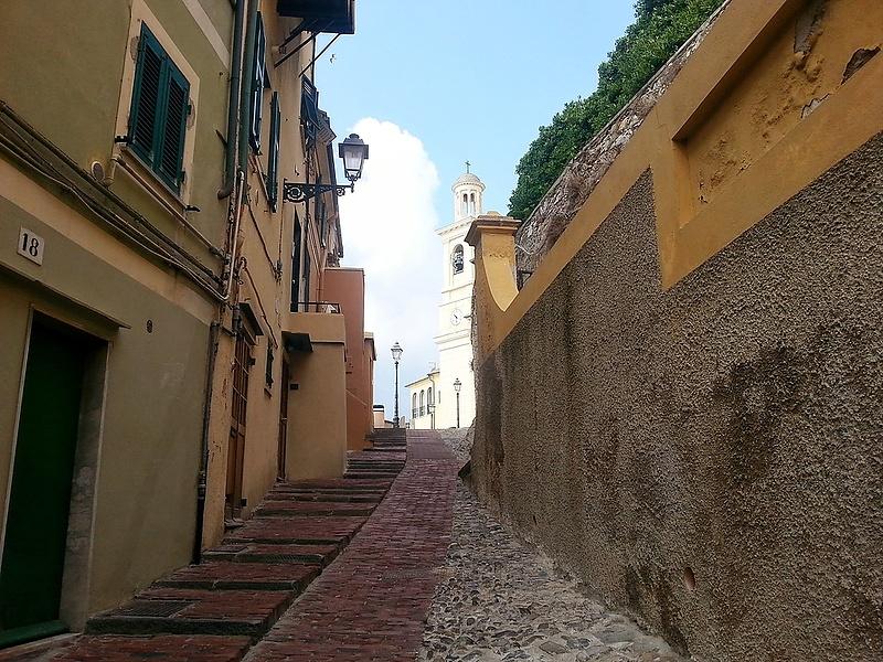 Genova, Bocca d'assi Italia