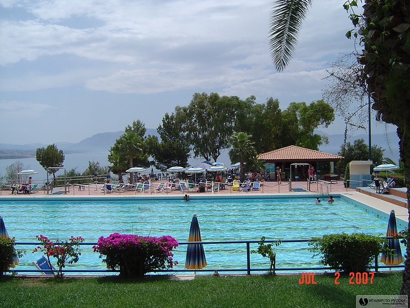 Citta del Mare этим летом