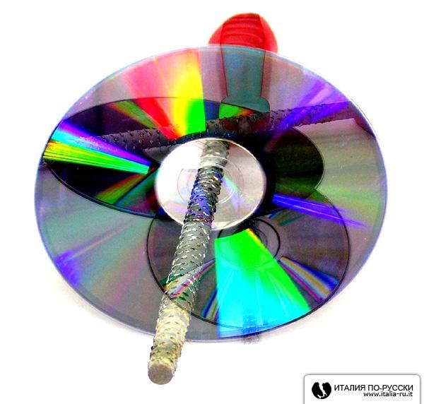 Лазерная Заточка CD