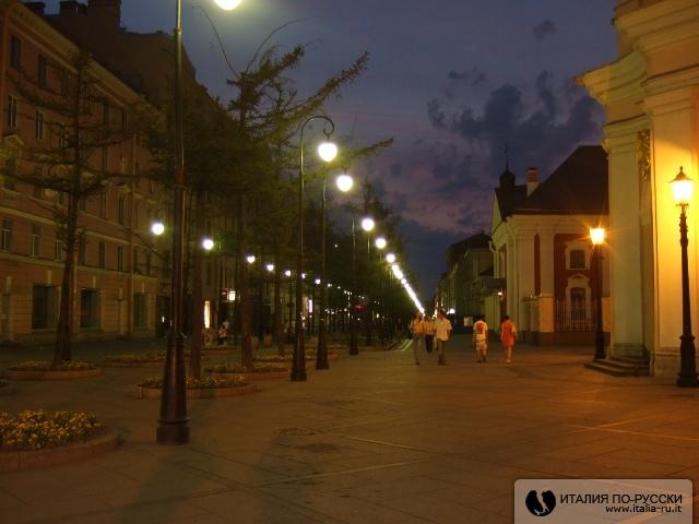 Мой любимый Андреевский бульвар (6-7 линии) В Питере