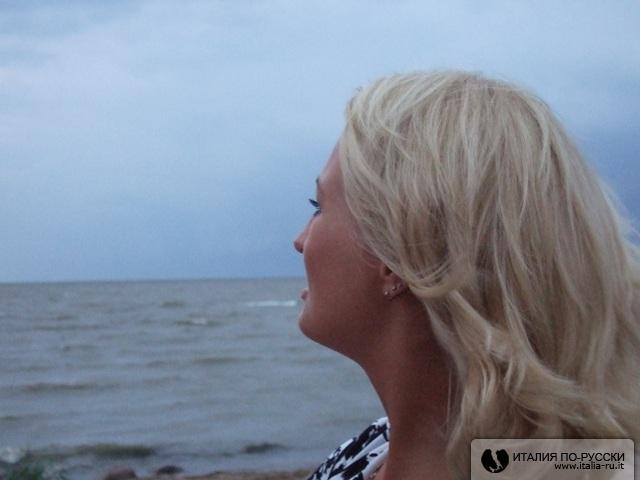 Финский залив...