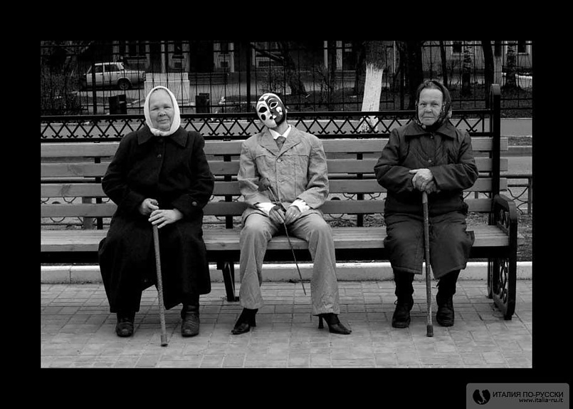 in babushkas` mind