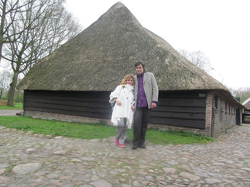 голландский музей/ деревня.