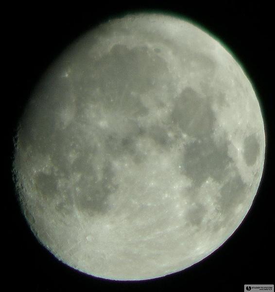 Луна, третья четверть