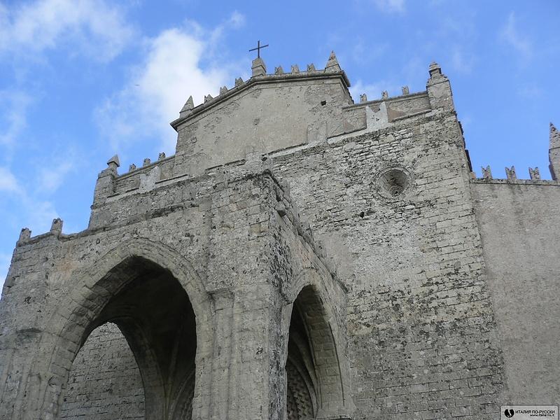 Церковь Вознесения Богородицы,город Эриче