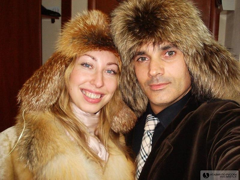 Мы с Максом эскимосы :)