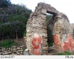 Раскопки Помпеи2.