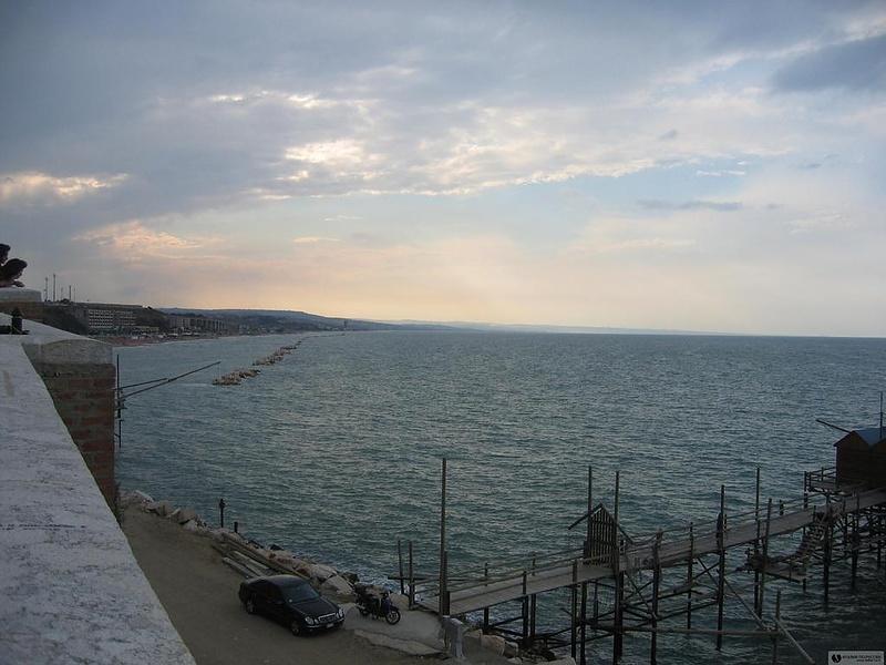 Море в Термоли