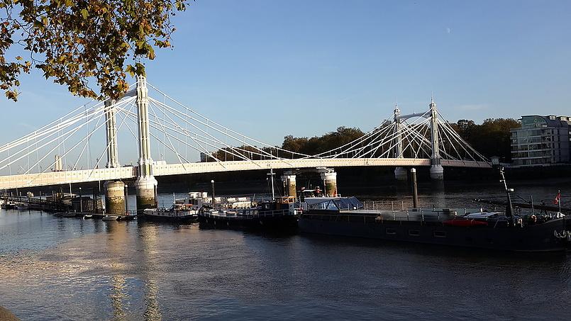 Лондонские мосты