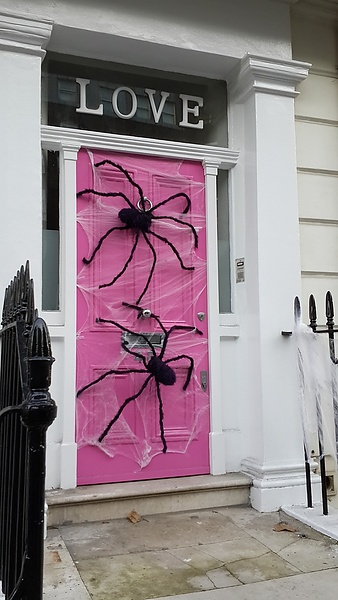 Хеллоуин в Лондоне