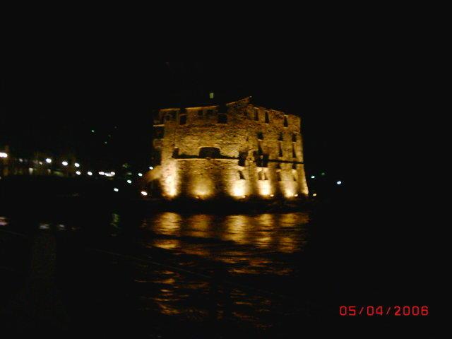 Достопримечательность Рапалло - замок