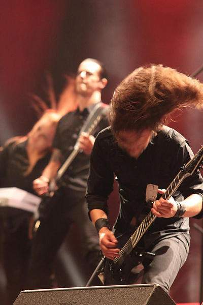 Satyricon @ Metalcamp 2009