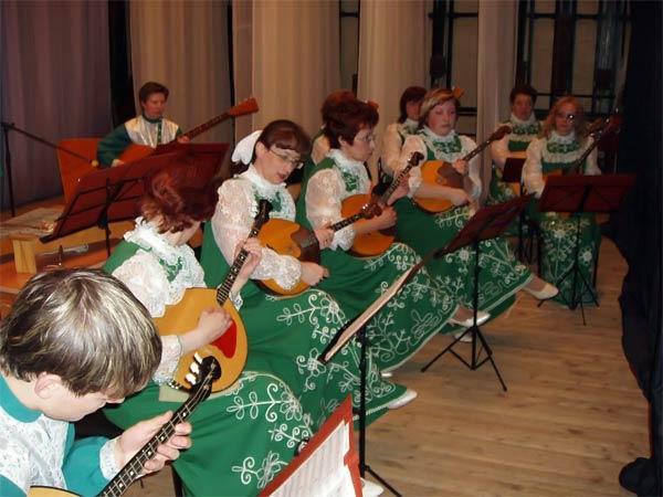 Репетиция оркестра(почти по Феллини)