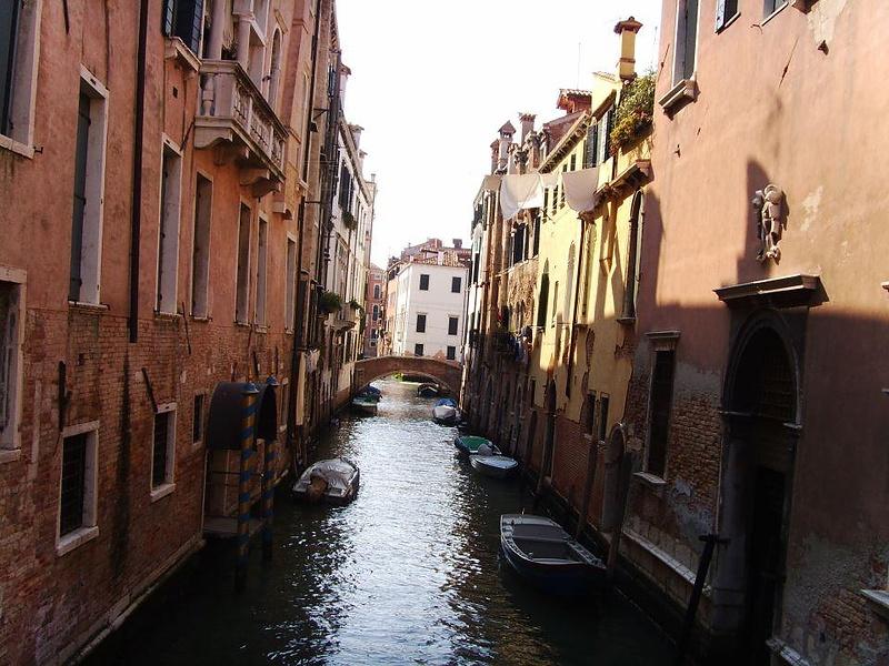 Венеция..продолжение знакомства