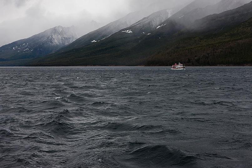 Байкальский этюд-IX
