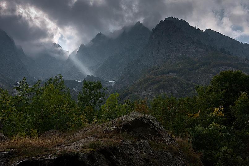 Где-то в Альпах