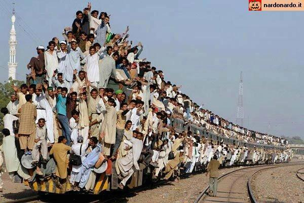 Азиатский поезд