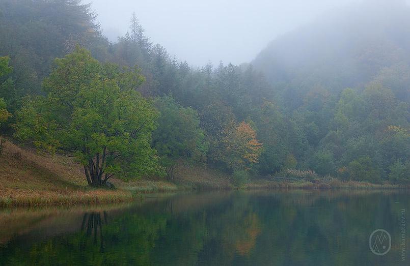 Осенняя тишина