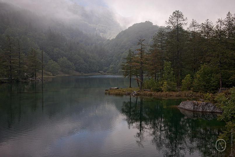 Lago di Moncenisio