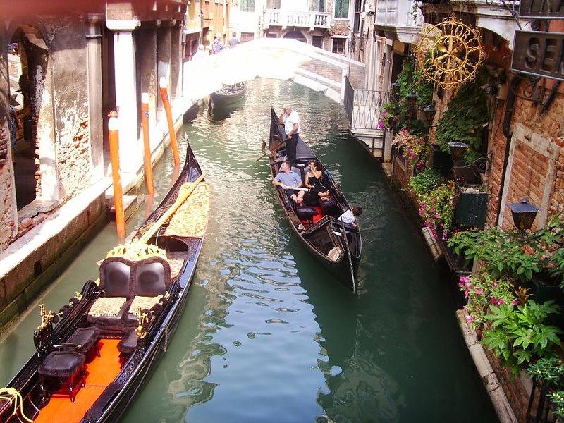 Венецианские зарисовки..