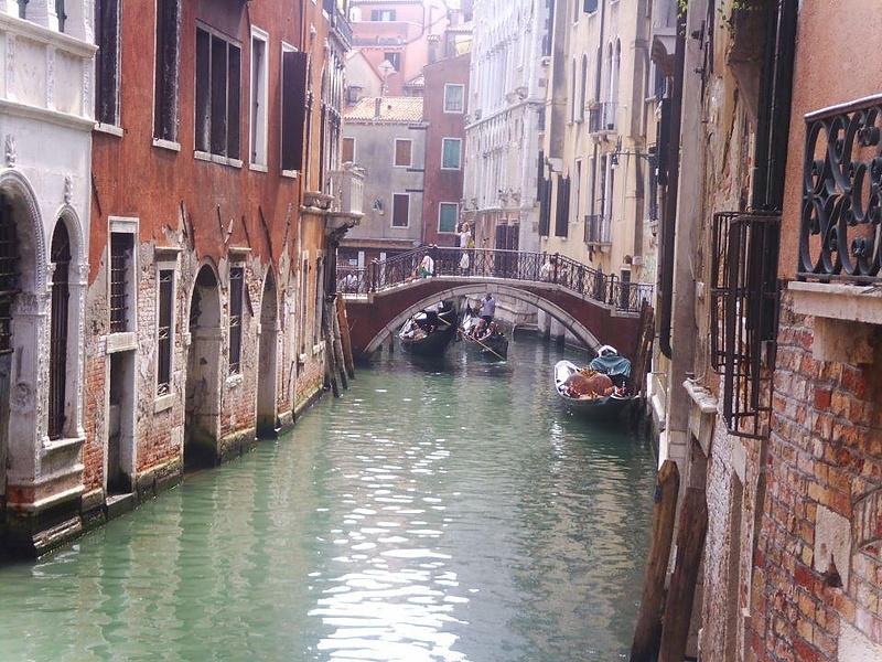 Знакомство с Венецией