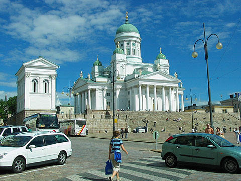 Кафедральный собор - Хельсинки