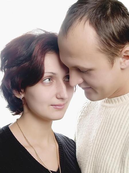 Я с мужем!