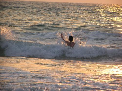 А это я на море!!!