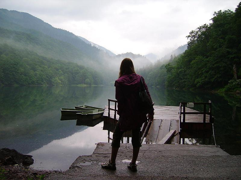 Белградское озеро.