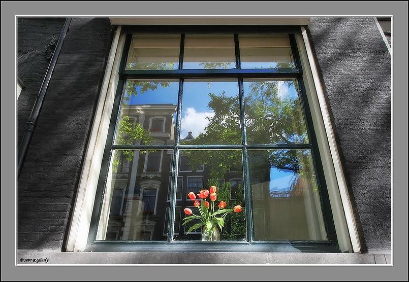 Окно в Голландию.