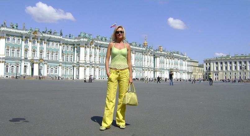 Мой любимый и родной Петербург